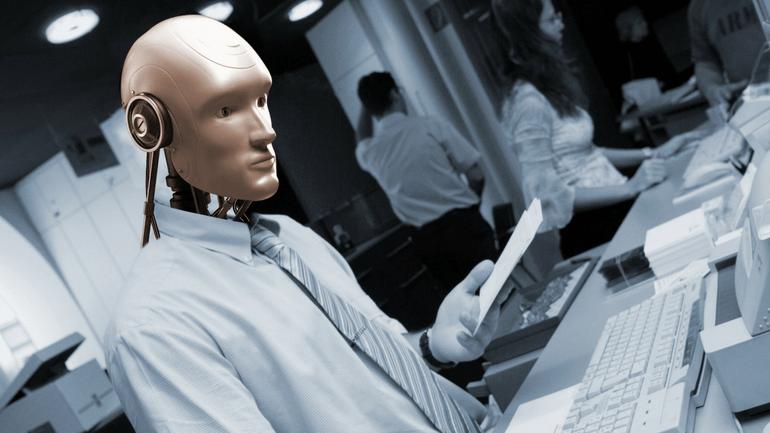 Quem 'robô' meu emprego?