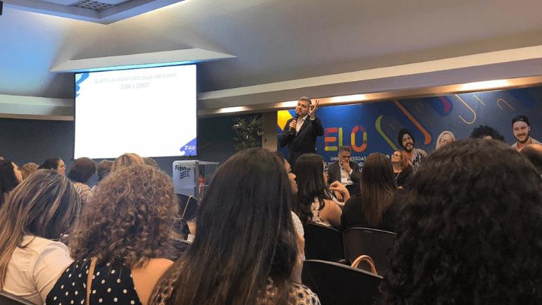 Alexandre fala sobre Longevidade no Fórum promovido pela ABRH-RJ e FIRJAN