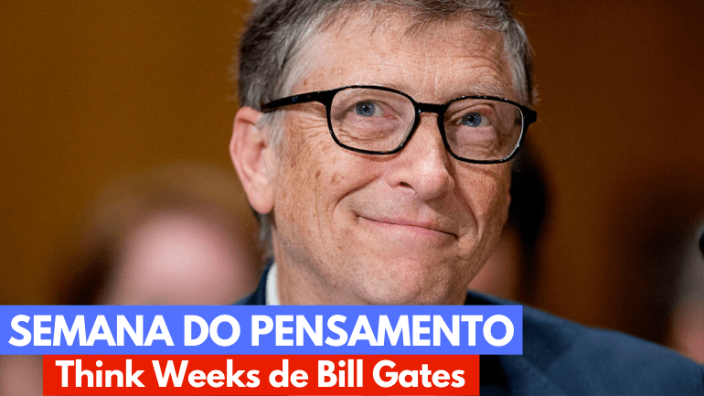 Think Weeks Bill Gates